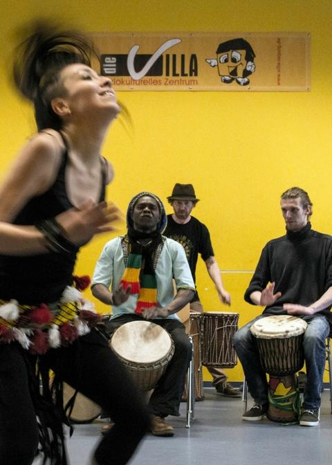 Wontanara Leipzig, Tanz und Musik ensamble