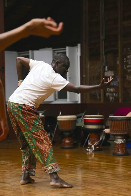 M'bemba Bangoura Tanz 2